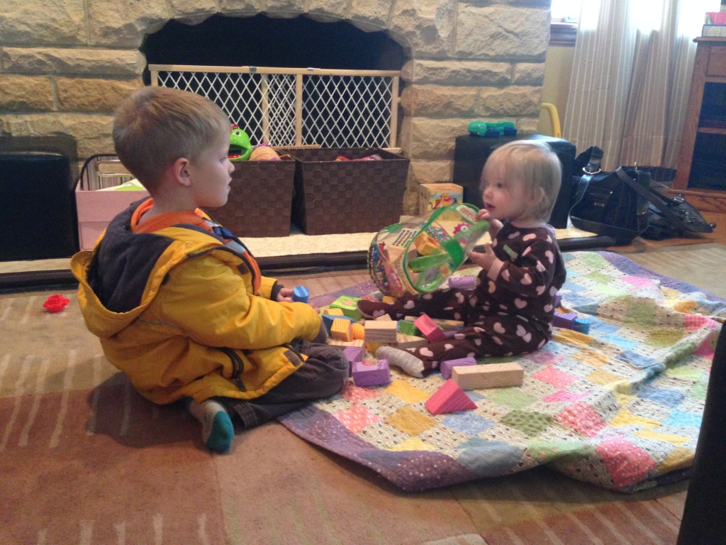 03.13-W-man playing with his new friend A.