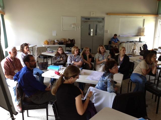19-healing wounds of trauma facilitator training with my team