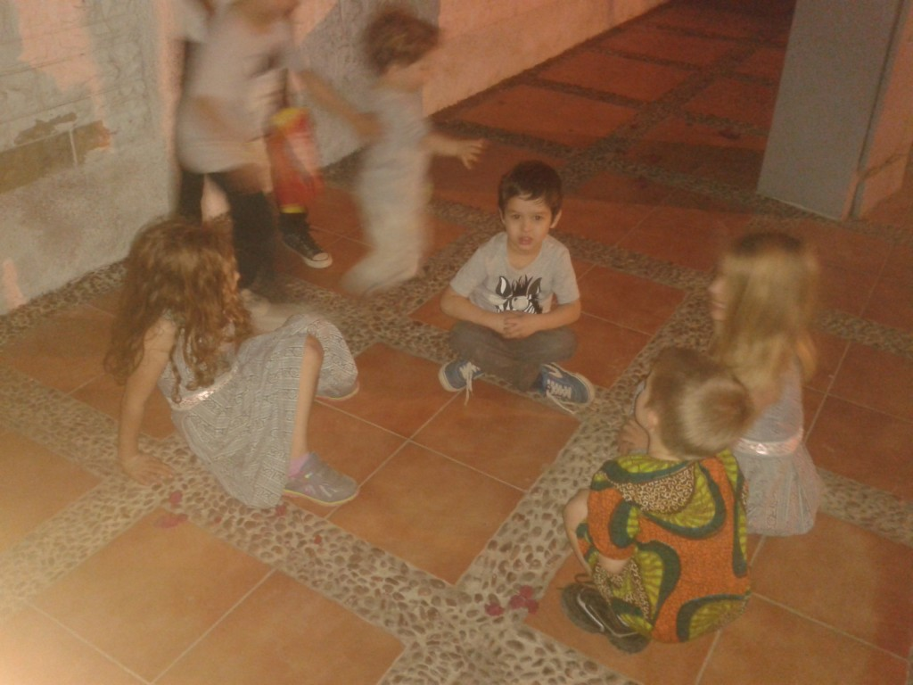 21-Friends to play duck duck goose with at church