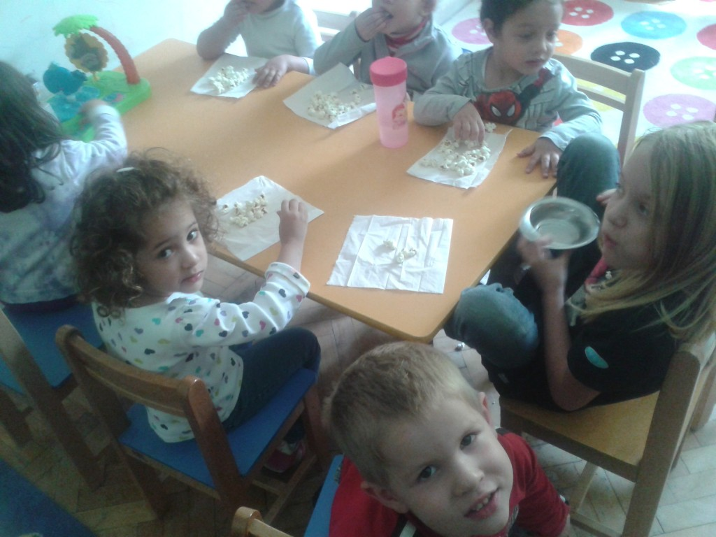 26-A preschool the kids love and cannot wait to attend each day - that is improving their language!