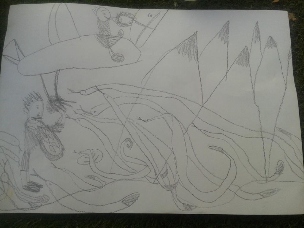 04-Fun drawings