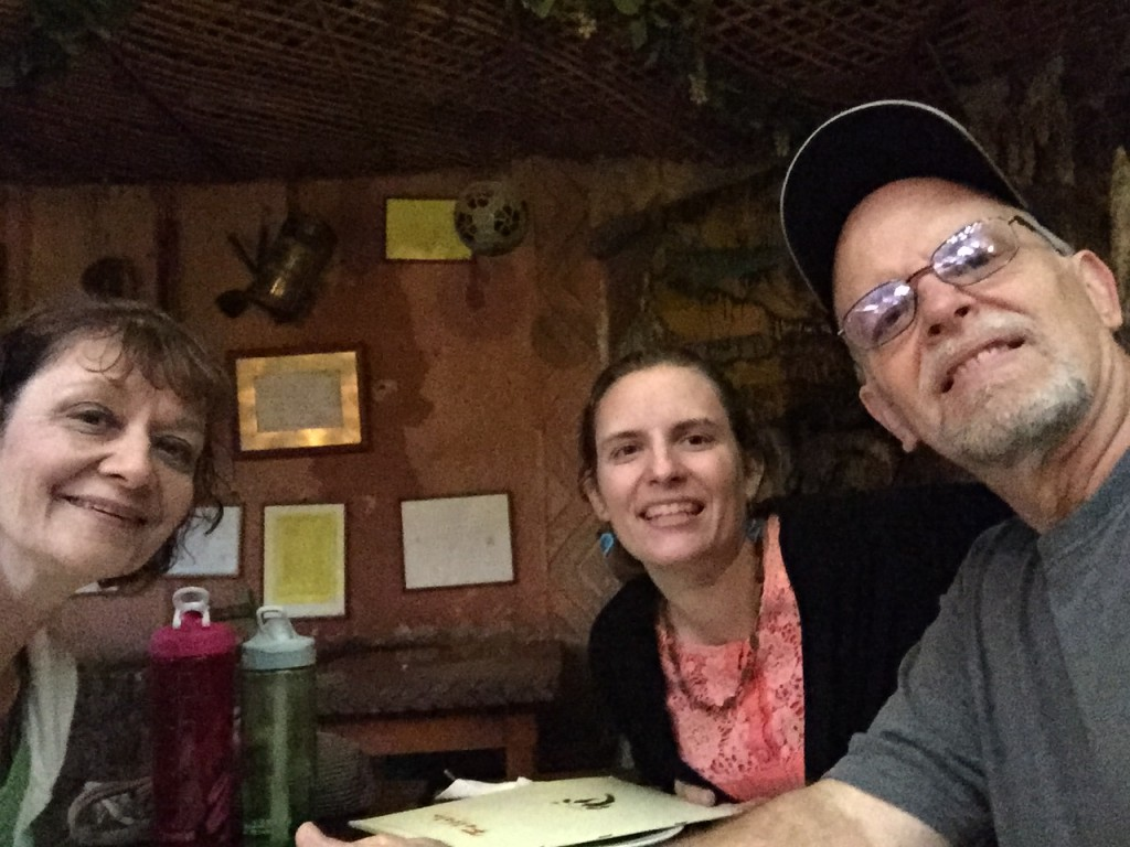 11.24-Lunch with mom and dad