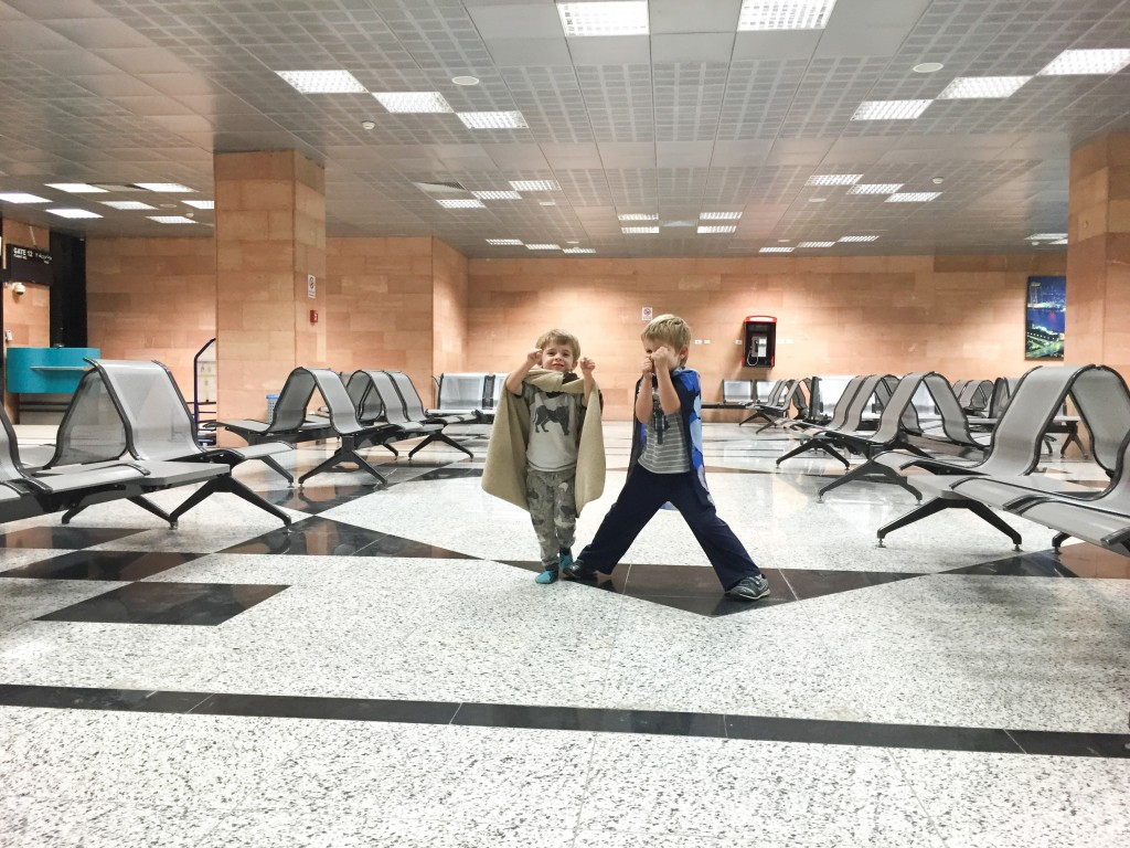12.06-an all nighter at the airport and creative minds
