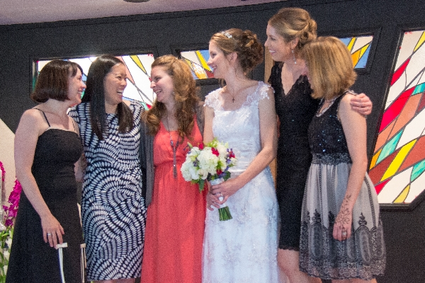 07.12 - a lovely wedding