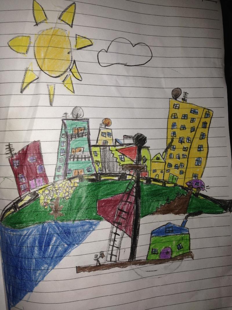 12- My amazing artist