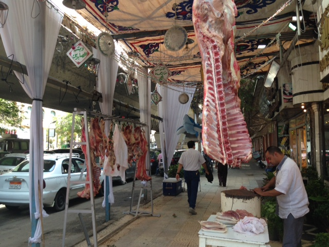 28-meat buying at 3eid