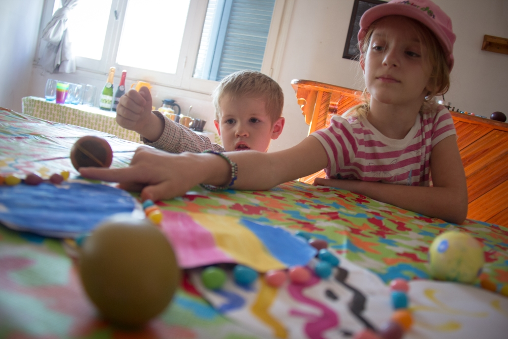 ...I love this as PJ explains why this last egg is empty