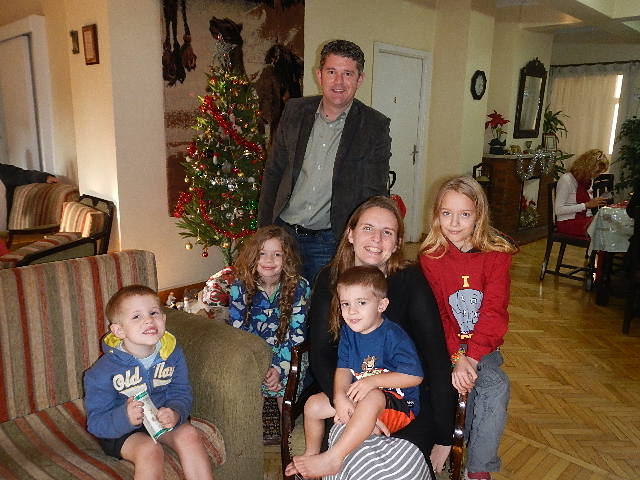 Three Christmases in Africa – and how the holidays looked for us here-