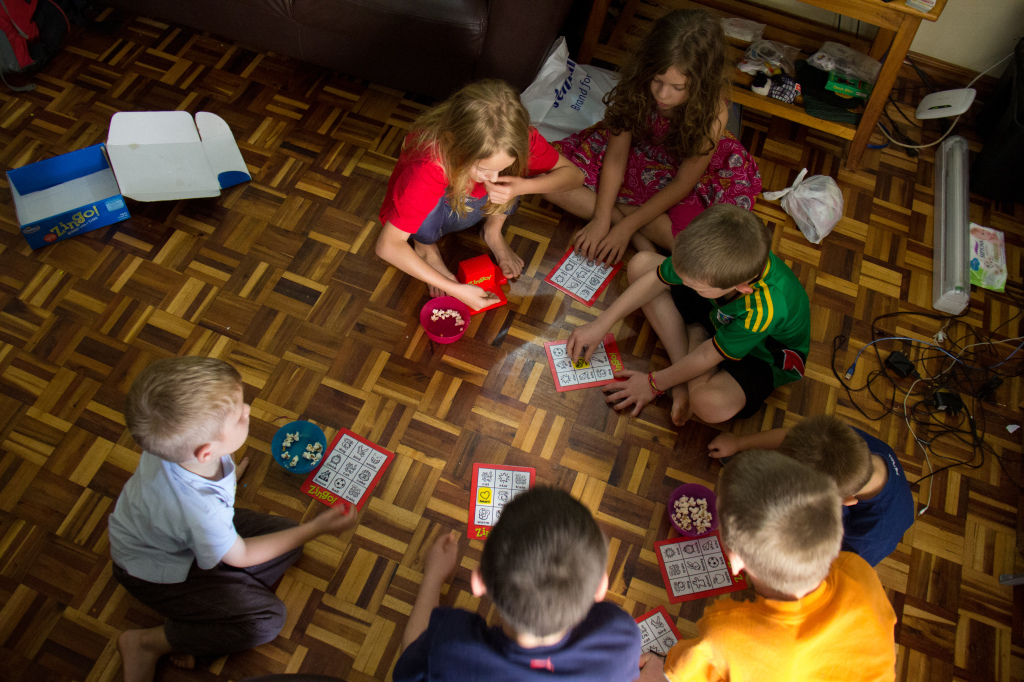 02.18-All the kids together playing games...such a great day!