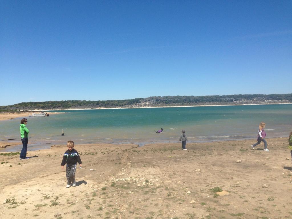 03.26-A fun day at the lake...