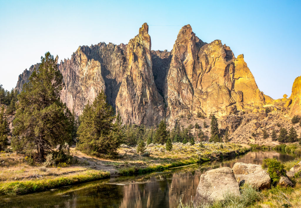 Smith Rock Photo courtesy of Ben Cross