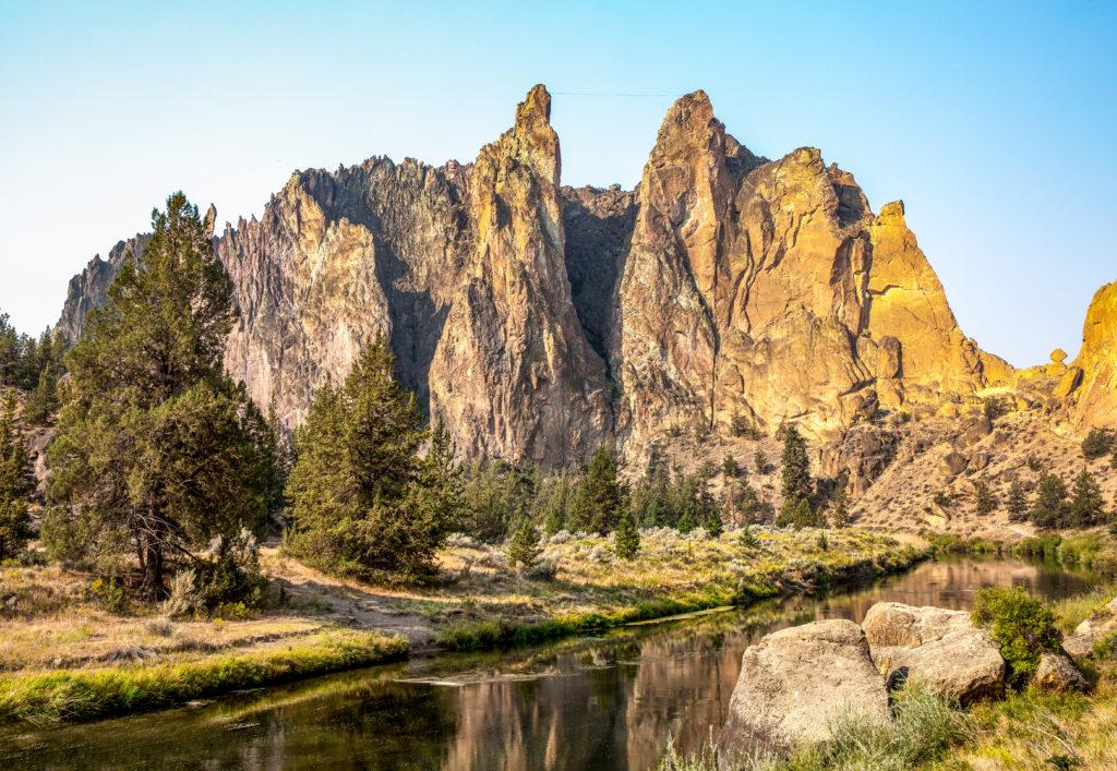 Smith Rock Photo courtesy of Ben Cross